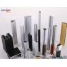 China Custom Alloy 6063 T 5 Aluminium Door Profiles With Powder Coating wholesale
