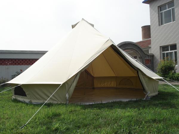 Canvas bell tent tattoo design bild for Canvas tent plans