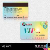 China Offset Printing PVC Magnetic Stripe Cards wholesale