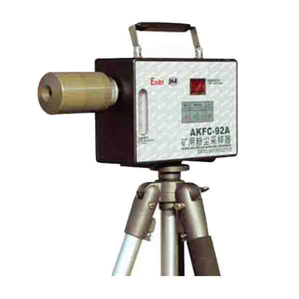 AKFC-92A Mine Dust Sampler 20L\/min of chin