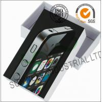 China Cell Phone Electronic Product Packaging Boxes With Lids 3MM Thickness Art Paper wholesale