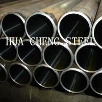 China ASTM Industrial Hydraulic Cylinder Pipe , E355 DIN2391 ST52 Precision Seamless Steel Tube wholesale