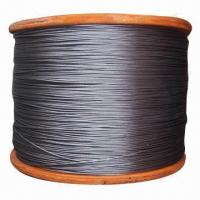 China Ungalvanized carbon steel wire rope, 6 x 19/6 x 37 wholesale
