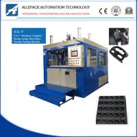 China Thermal Vacuum Forming Machine ABS Sheet Thick 380V / 50Hz Power Supply wholesale