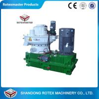 China Durable Wood Pellet Manufacturing Equipment , Wood Pellet Extruder Big Capacity wholesale