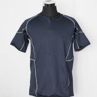 China Mesh 300gsm Rugby Union Clothing Reinforced Seams For Team Sporting Wear wholesale