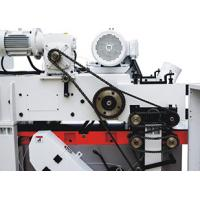 China Working Width 630mm Double Side Planer Attached Flat Knife Shaft Feeding Frequency wholesale