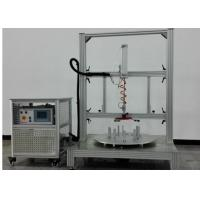 Buy cheap Bifma X5.1 Furniture Testing Machines , Office Chair Testing Apparatus from wholesalers