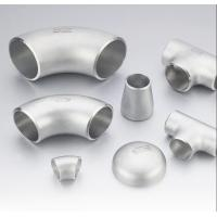 China sch40 90 degree stainless elbow wholesale