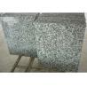 China Solid Surface Granite Stone Floor Tiles , Gray Natural Granite Stone Slabs wholesale