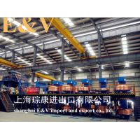 China 1000Ton - 12000Ton Oxygen Free Copper Continuous Casting Machine For Rod / Wire wholesale