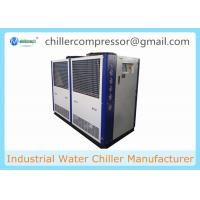 China 25HP 18 TR Air Cooled Water Chiller with Internal Water Tank And Pump wholesale