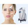 China 1064nm 532nm IPL Laser Hair Removal Machine For Dark Skin / Upper Lip / Bikini Area wholesale