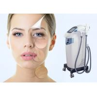 China Women Facial IPL Hair Removal Machines , Full Body Laser Hair Removal Equipment wholesale