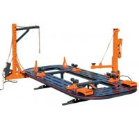 China Auto Body Repair Frame Machine with four pulling tower and deluxe tool cart H-829 wholesale