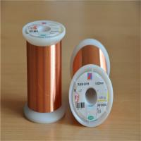 China Enamelled Ultra Fine Copper Wire Iec Standard For Winding Coil / Transformers wholesale
