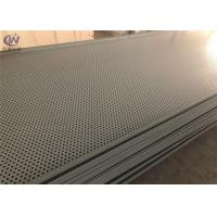 China Custom Durable Steel Perforated Metal Sheet Powder Coated 0.5-100mm Wire Diameter wholesale