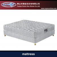 China Continuous 10 Inch Pocket Spring Mattress Pad , Euro Top Queen Mattress wholesale