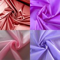 China 190t 170t 210t polyester taffeta lining fabric for tent bag wholesale