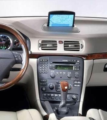 car dvd gps for volvo s80 images. Black Bedroom Furniture Sets. Home Design Ideas