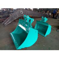 China Heavy Duty 20ton Excavator Tilting Ditching Bucket with Bolted Cutting Edge wholesale
