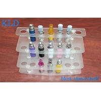 Buy cheap acrylic materies e cig accessories ego display use for ego battery and atomizer stand shelf  from wholesalers