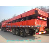 China SinoTruk Howo  Double Containers Semi Trailer Trucks on sale