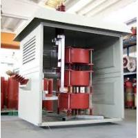 Buy cheap SGB DGB Series Isolating Voltage Dry Type Transformer Three Phase / Single Phase from wholesalers