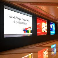 China TOPLED Indoor Small Pixel Pitch LED Display P2.5 P3 P4 Advertising Sign 200-750W wholesale