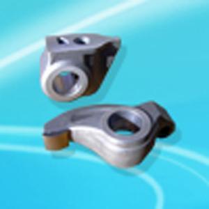China ADC12 Aluminum Valve Rocker Arm Shaft Electric Motor Spare Parts For Automotive Engine wholesale