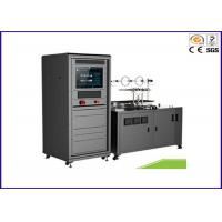 Fire Resistance Test Equipment , Wire Testing Equipment IEC 60331 For Line / Cable
