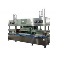 China Stable Running Disposable Plate Making Machine / Paper Plates Making Machines wholesale