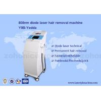 China 755nm/808nm/1064nm 3 in 1 diode laser hair removal machine alexandrite machine wholesale