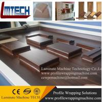 China curved press woodworking machinery on sale