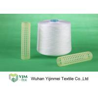 China 20/2 Polyester Ring Spun Yarn , Crease Resistant Polyester Yarn For Knitting / Weaving wholesale