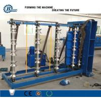 China Roof Pipe Bending Metal Roll Forming Machine / Roll Forming Equipment Adjustable Speed wholesale