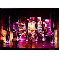 China High Resolution SMD2121 Full Color Rental Led Displays , Super Thin stage led decorate Hire wholesale