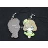China Promotional gifts for Anime Company custom Japanese cartoon figure shape pendants custom for film promotion wholesale