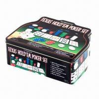 China Poker chip game, made of plastic wholesale