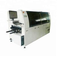 China High Performance Small Wave Soldering Machine For Process Soldering wholesale
