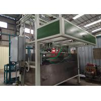 Quality Easy Operation Egg Box Forming Machine / Paper Pulp Molding Egg Tray Production Line for sale