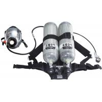 China Double Cylinder Positive Air Breathing Apparatus / SCBA / air respirator wholesale