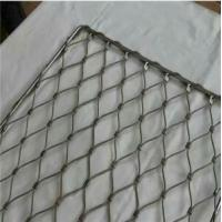 High Strength And Flexible X-tend Stainless Steel Wire Rope Mesh For Stair