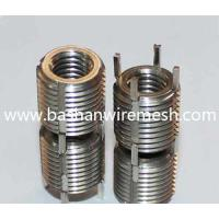 China Bashan Manufacturer Wire Thread Insert Heli Coil Type Screw Thread Coils M To M