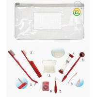 China Orthodontic Kit With Dental Floss Pick, Mirror, Dental Floss, Dental Floss Brush Picks on sale