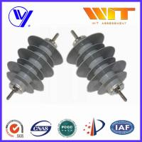 China Electric Power Zinc Oxide Polymer Surge Arrester Over Voltage Protection ISO9001 wholesale