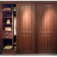 China Customized Bedroom Wardrobe Closet Hotel Bedroom Furniture Set wholesale