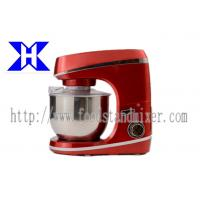 China Household Kitchen Stand Mixer Plastic Housing Dough Mixing Machine With 5L S/S Bowl wholesale