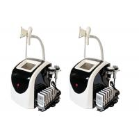 China Non Surgical Laser Lipo Cryolipolysis Slimming Machine with 8 inch TFT Color Touch Screen wholesale