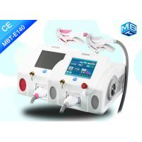 China Professional 530nm / 640nm / 690nm E Light IPL Hair Removal Machine On Promotion wholesale